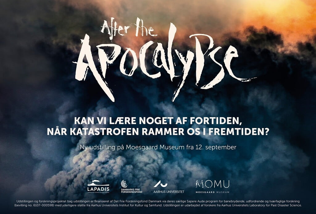 PRESSEMEDDELELSE: Kan vi lære noget af fortiden, når katastrofer rammer os i fremtiden?