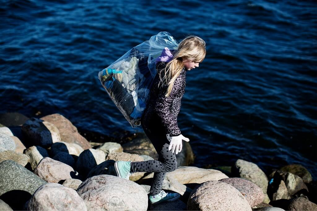 PRESSEMEDDELELSE: Vær med, når hele Danmark samler affald