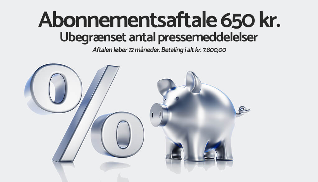 Abonnementsaftale 650