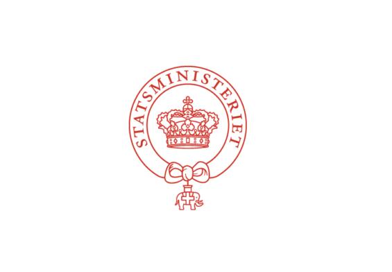 Pressemeddelelse - Statsministeriet - Logo