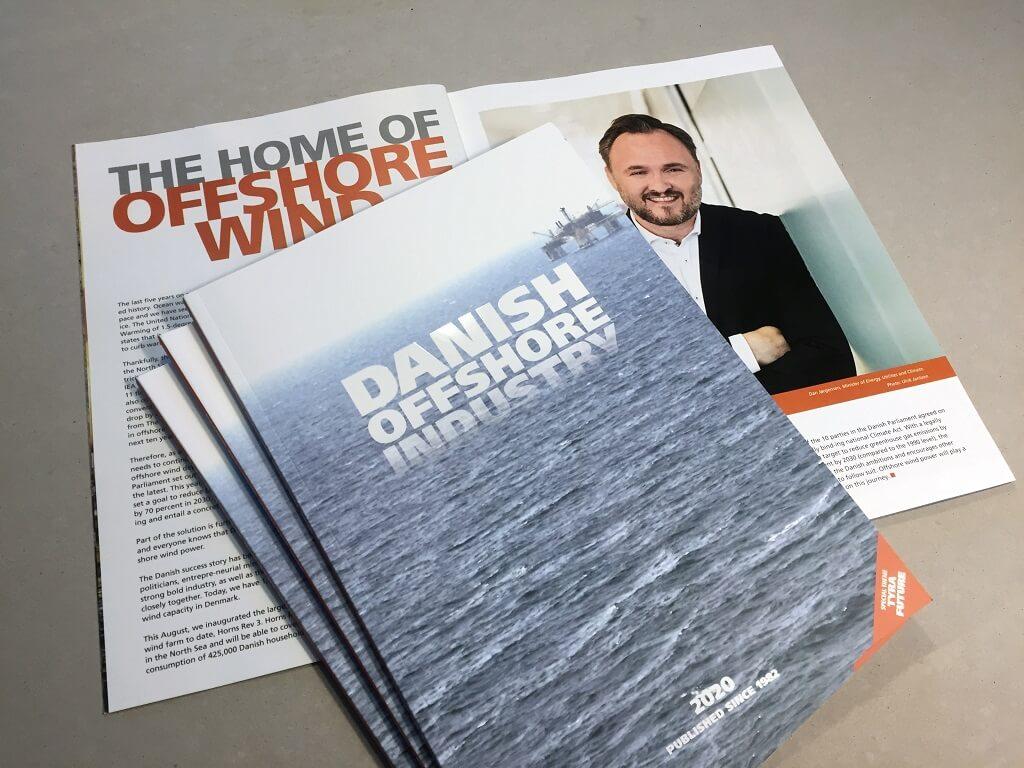 PRESSEMEDDELELSE: DK Medier køber Danish Offshore Industry