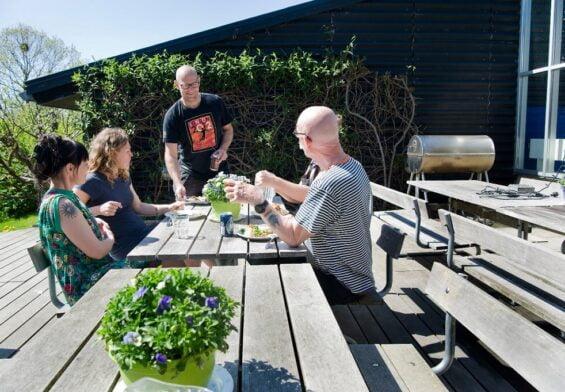 PRESSEMEDDELELSE: Danskerne er trygge når naboskabet er godt
