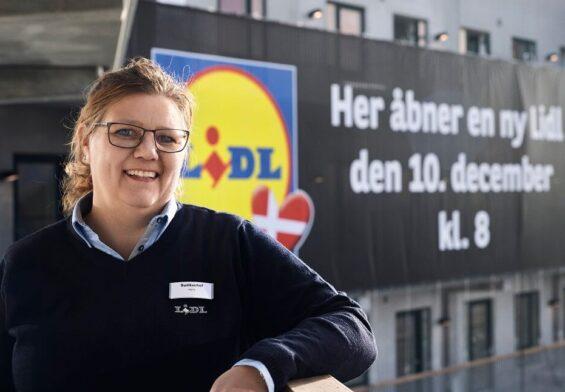 PRESSEMEDDELELSE – Lidl åbner ny butik i Hillerød