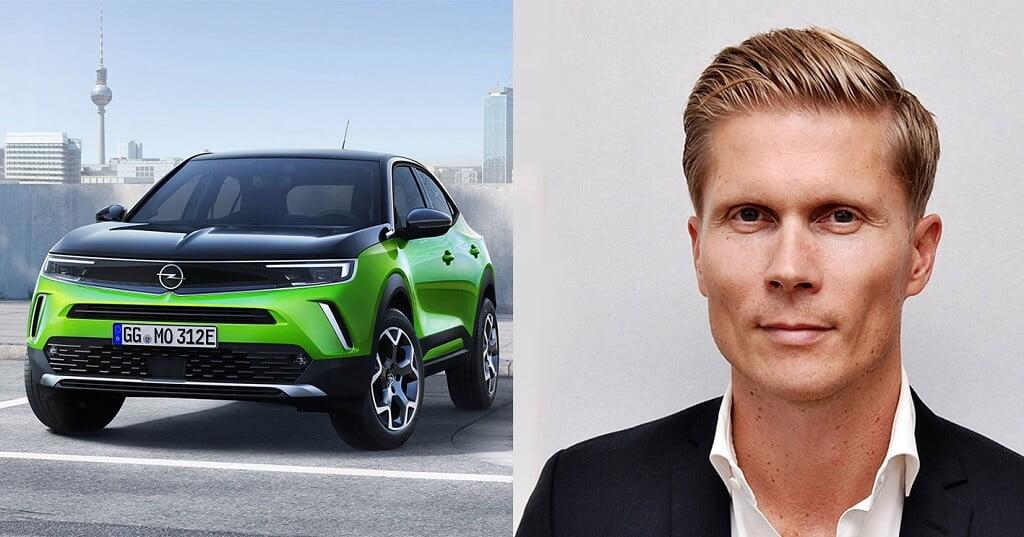 PRESSEMEDDELELSE – Opel Danmark har fået ny direktør med høje ambitioner for mærket