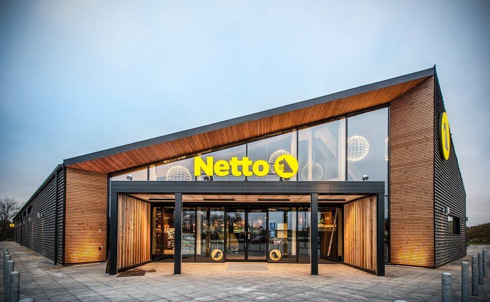 PRESEMEDDELELSE – Nye butikker på vej med grønne Netto'er der blomstrer op over hele landet