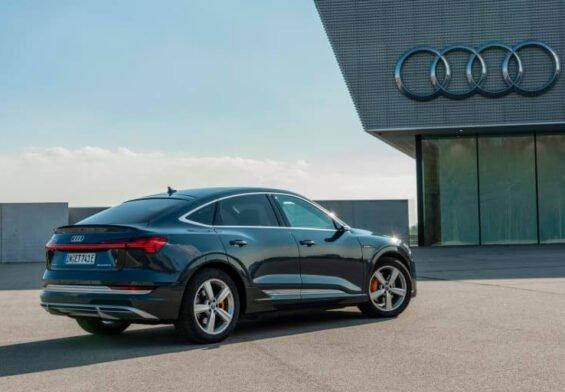 PRESSEMEDDELELSE – Audi tilbyder nu 22 kW AC-ladning til den 100% elektriske Audi e-tron