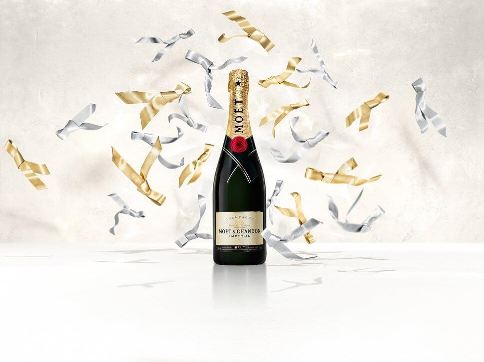 PRESSEMEDDELELSE – Den ultimative champagneguide til årets nytårsvært
