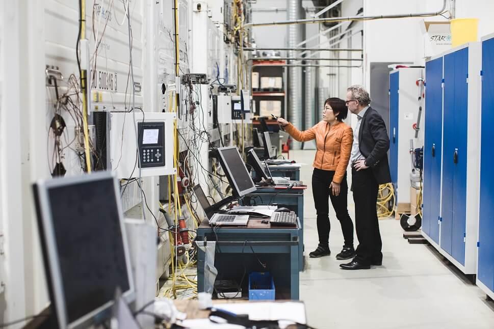 """PRESSEMEDDELELSE – EU-projekt hjælper virksomheder: """"Det er nemmere at hente en ingeniør i Tyskland end i Nordjylland"""""""