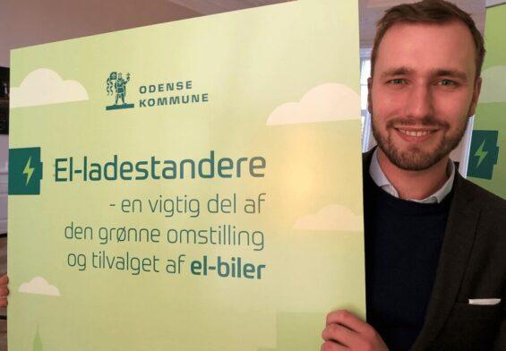 PRESSEMEDDELELSE – Ekspertgruppe skal få flere elbiler på Odenses gader