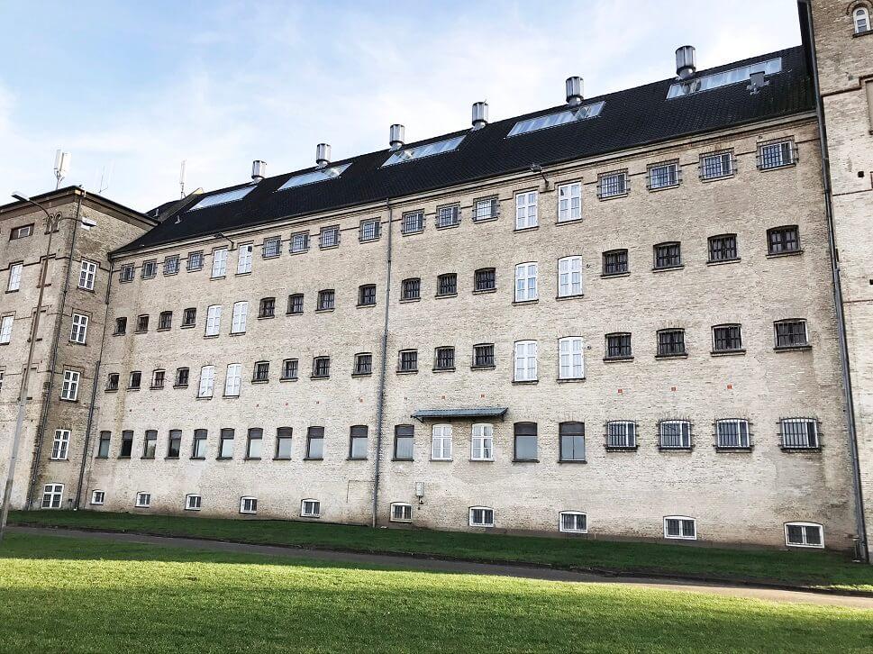 PRESSEMEDDELELSE – FÆNGLSET i Horsens vil genanvende mursten