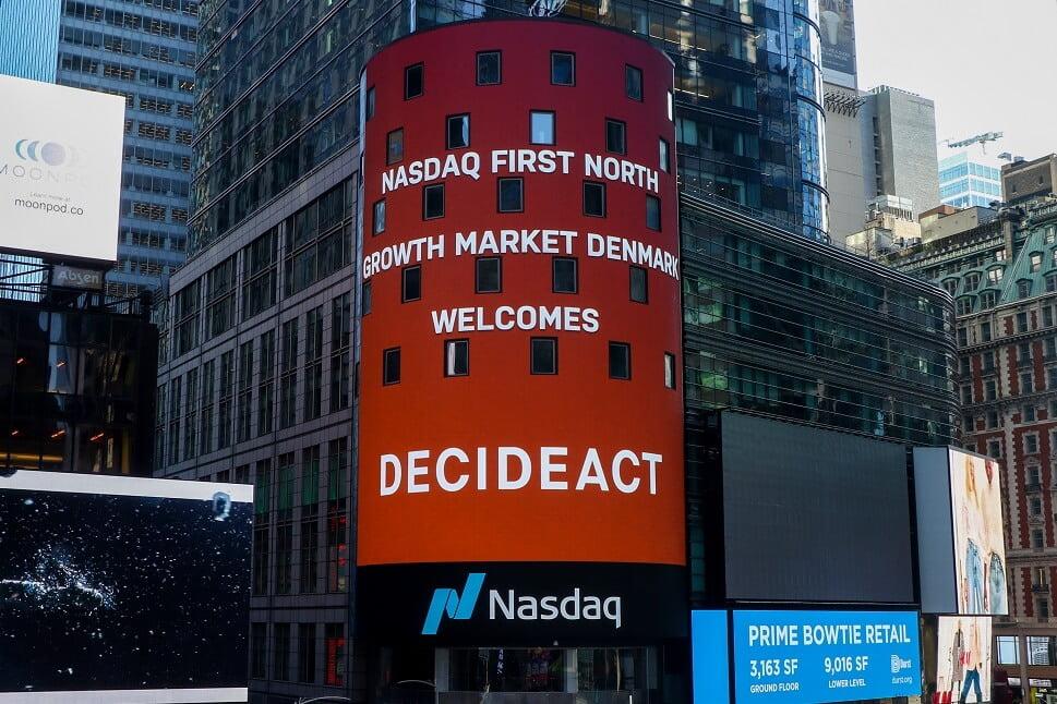 PRESSEMEDDELELSE – Første bornholmske virksomhed børsnoteres på Nasdaq First North