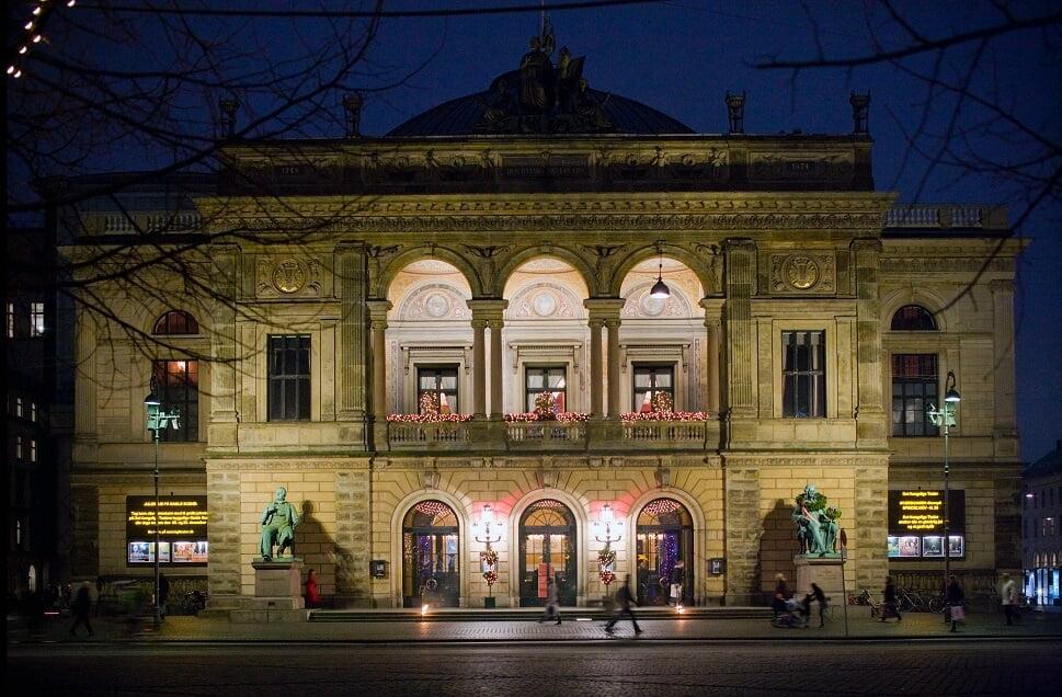 PRESSEMEDDELELSE  -Meyers Bageri åbner pop-up i Det Kongelige Teater