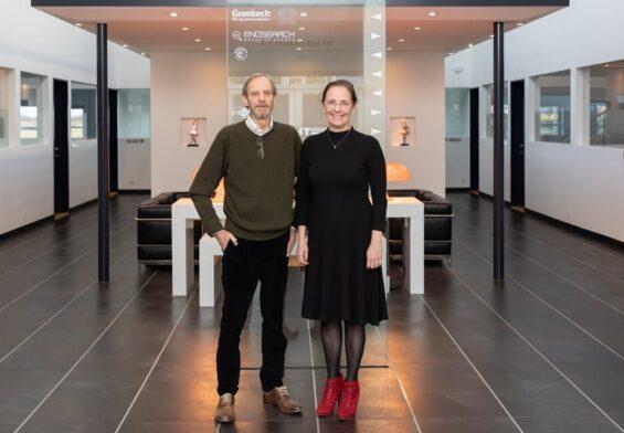 PRESSEMEDDELELSE – Grønbech overtager Byggeriets Pressebureau