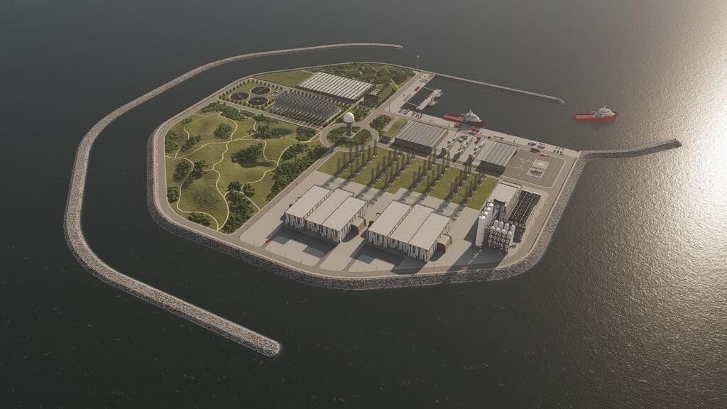 PRESSEMEDDELELSE – PFA, PensionDanmark og Andel indleder samarbejde med Nykredit om finansieringsløsning til energiø i Nordsøen