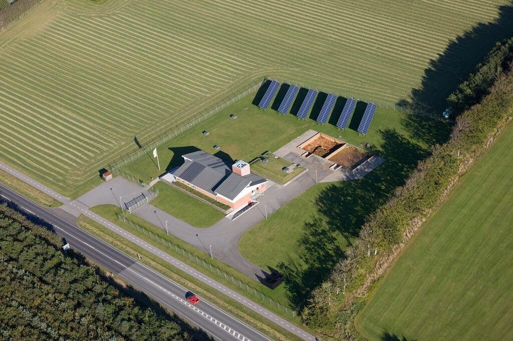 PRESSEMEDDELELSE  -Forsyningsselskab bliver første sommerfuglepartner i Esbjerg Kommune