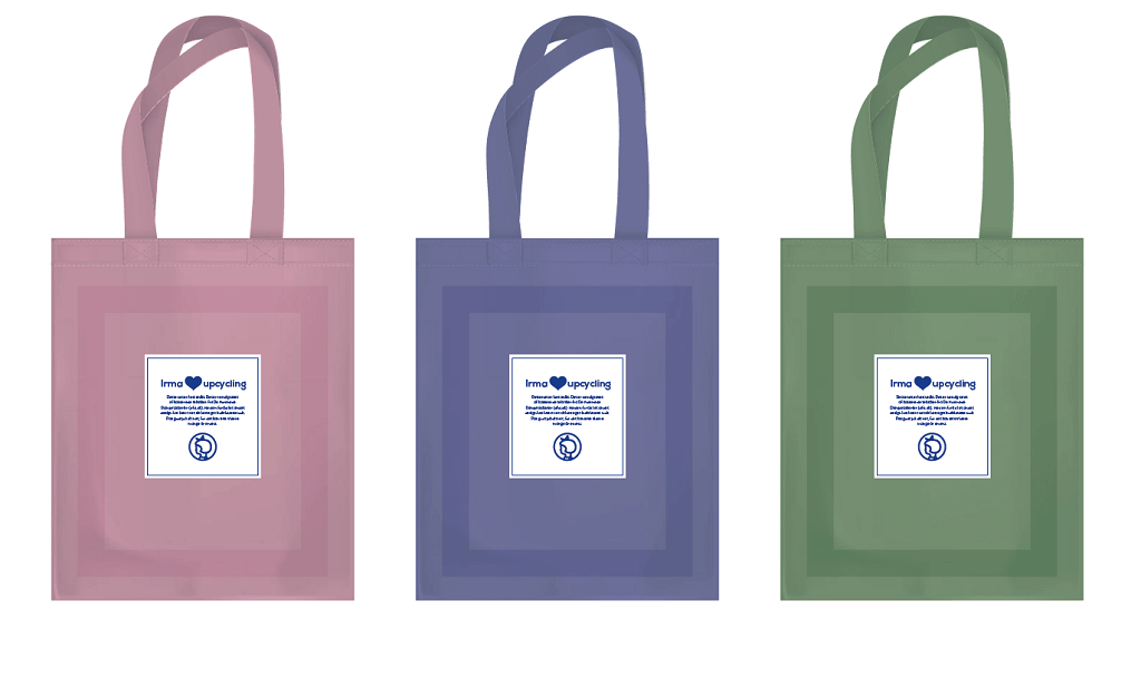 PRESSEMEDDELELSE – Irma har halveret salget af plasticposer