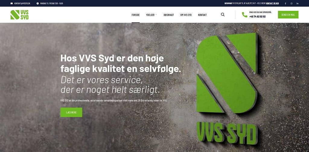 PRESSEMEDDELELSE – Kendt ansigt starter nyt VVS-firma i Sønderjylland