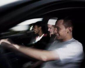 PRESSEMEDDELELSE – Mange unge er utrygge over venners kørsel
