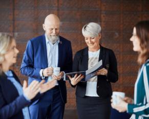 PRESSEMEDDELELSE – Millioninvestering skal trække endnu flere virksomheder til Aalborg