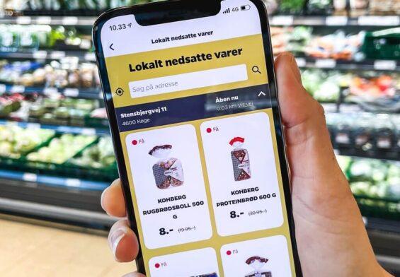 PRESSEMEDDELELSE – Over en halv million danskere kan nu bekæmpe madspild med Netto+-appen