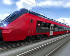 PRESSEMEDDELELSE – El-togsæt fra Alstom skal køre DSB ind i fremtiden