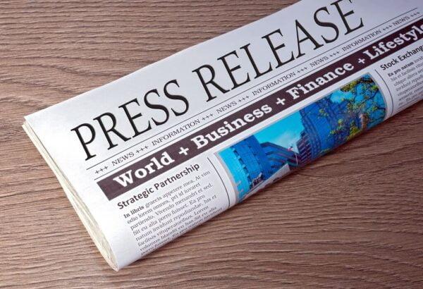 Pressemeddelelse - PR-pakke 1