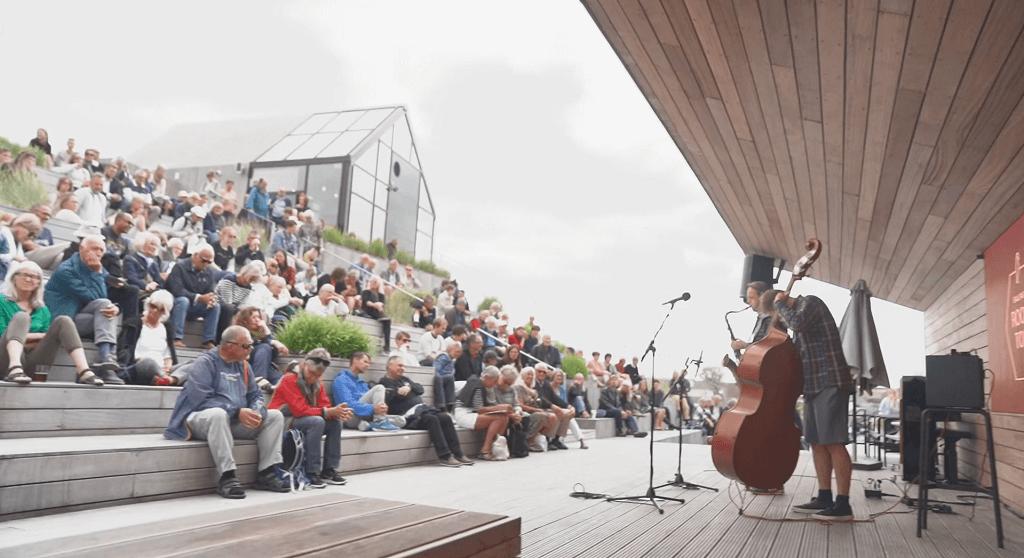 PRESSEMEDDELELSE – SALLING ROOFTOP byder på koncerter i den absolutte jazz-elite til Aarhus Jazz Festival