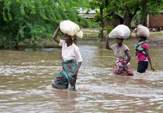 PRESSEMEDDELELSE – Folkekirkens Nødhjælp frygter millioner af klimaflygtninge efter ny FN klima-rapport