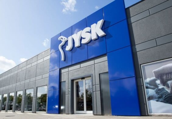 PRESSEMEDDELELSE – JYSK runder 250 butikker i Polen