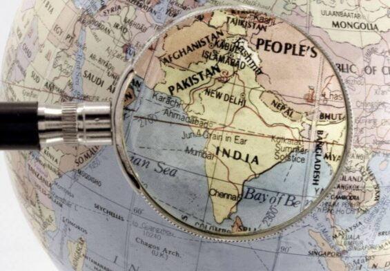 PRESSEMEDDELELSE – Statsministeren på officielt besøg i Indien